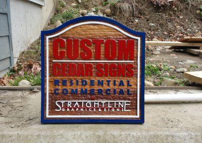 Cedar Signs